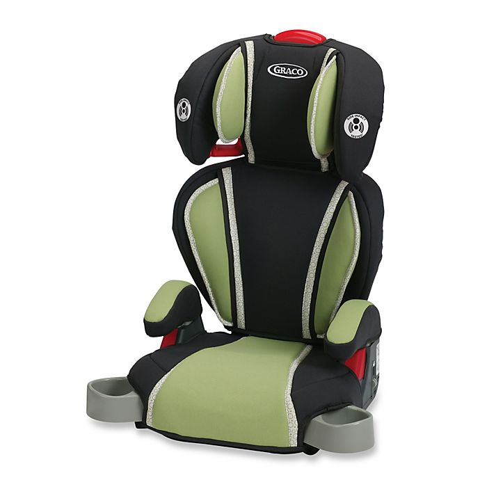 Alternate image 1 for Graco TurboBooster Highback Booster Seat, Go Green