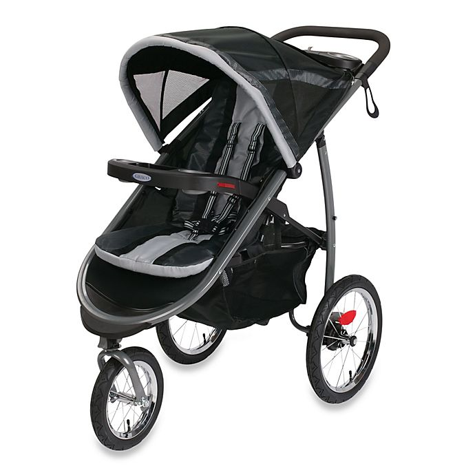 Alternate image 1 for Graco® FastAction™ Fold Jogger Click Connect™ in Gotham™