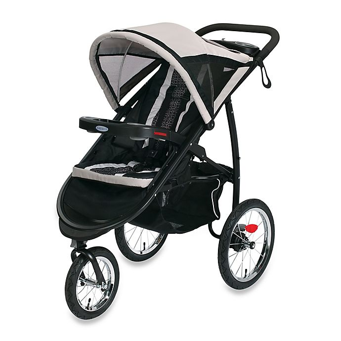 Alternate image 1 for Graco® FastAction™ Fold Jogger Click Connect™ in Pierce™