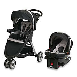 Graco® FastAction™ Fold Sport Click Connect™ Travel System in Pierce™