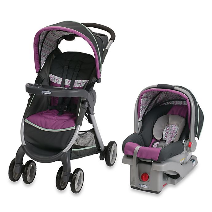 691ae63f0ee2 Graco® FastAction™ Fold Click Connect™ Travel System in Nyssa™
