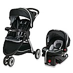 Graco® FastAction™ Fold Sport Click Connect™ Travel System in Gotham™