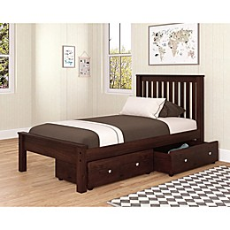 Contempo Platform Bed with Storage