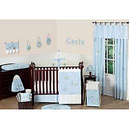Sweet Jojo Designs Go Fish Crib Bedding Collection