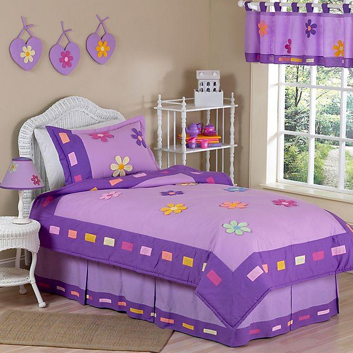 Alternate image 1 for Sweet Jojo Designs Danielle's Daisies Standard Pillow Sham