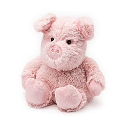 Warmies® Pig Microwaveable Lavender Plush Toy in Pink