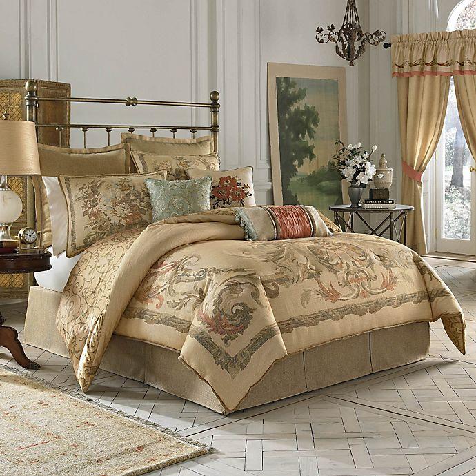 CroscillR Normandy Reversible Comforter Set
