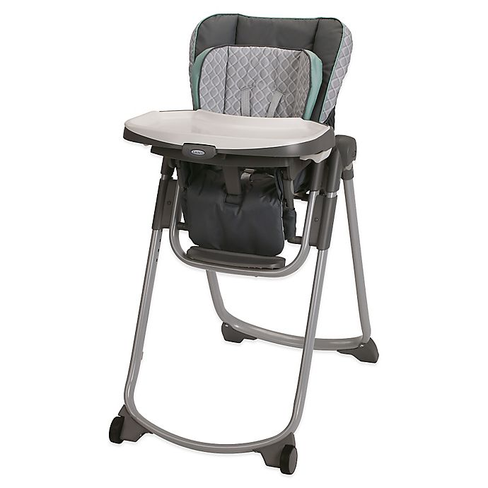 Pleasant Graco Slim Spaces High Chair In Manor Alphanode Cool Chair Designs And Ideas Alphanodeonline
