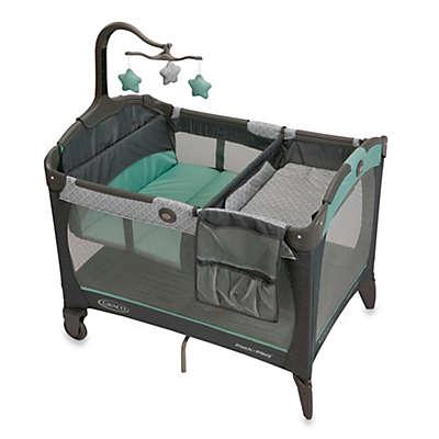Graco® Pack 'n Play® Playard Newborn Change 'n Carry in Manor™