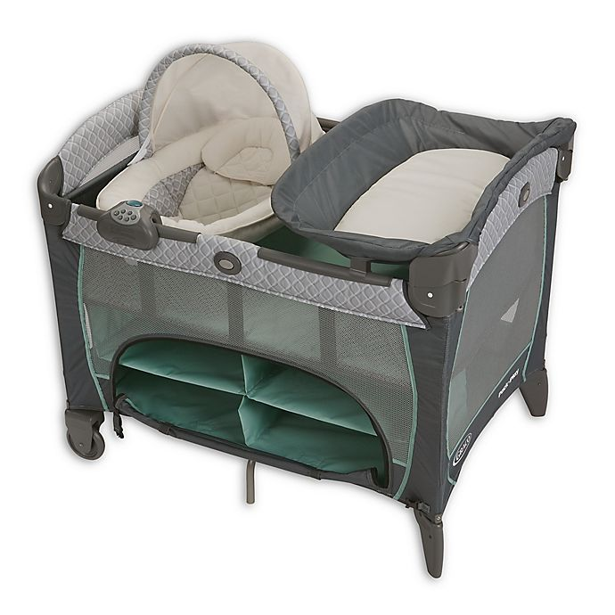 Alternate image 1 for Graco® Pack 'n Play® Playard Newborn Napper® Station DLX in Manor™
