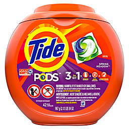Tide® PODS 42-Count Laundry Detergent in Spring Meadow