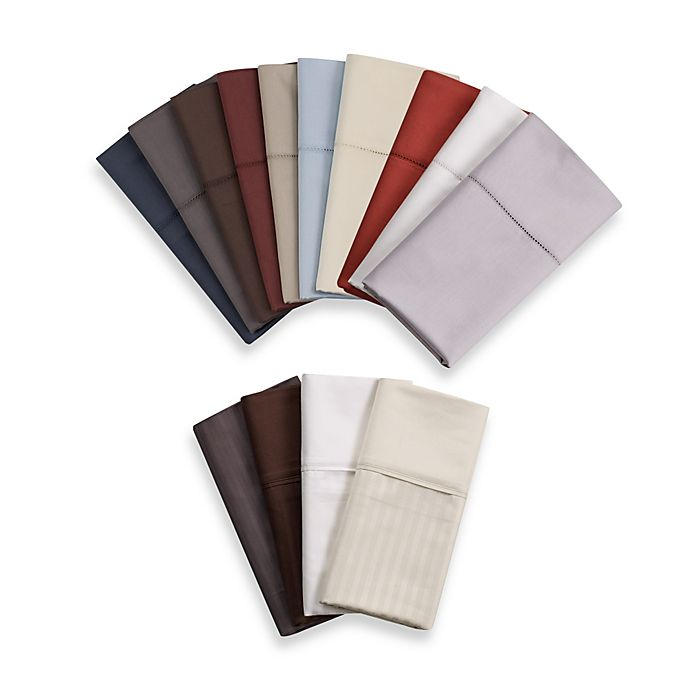 Alternate image 1 for Wamsutta® Ultra Soft Sateen 525-Thread-Count Sheet Separates