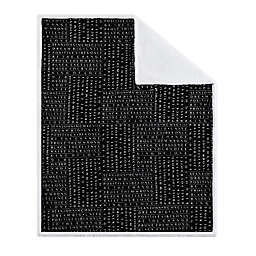 Sean John® Excell Throw Blanket in Black