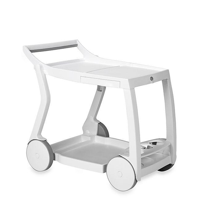 Alternate image 1 for Nardi Galileo Folding Beverage Cart