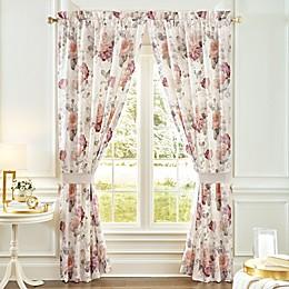 Croscill® Bela 84-Inch Multicolor Curtain Panel Pair