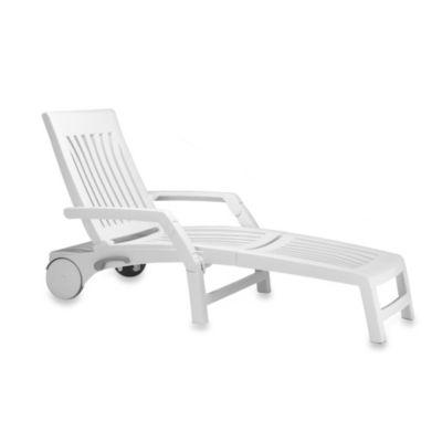 Nardi Nettuno Folding Chaise Lounge Bed Bath Amp Beyond