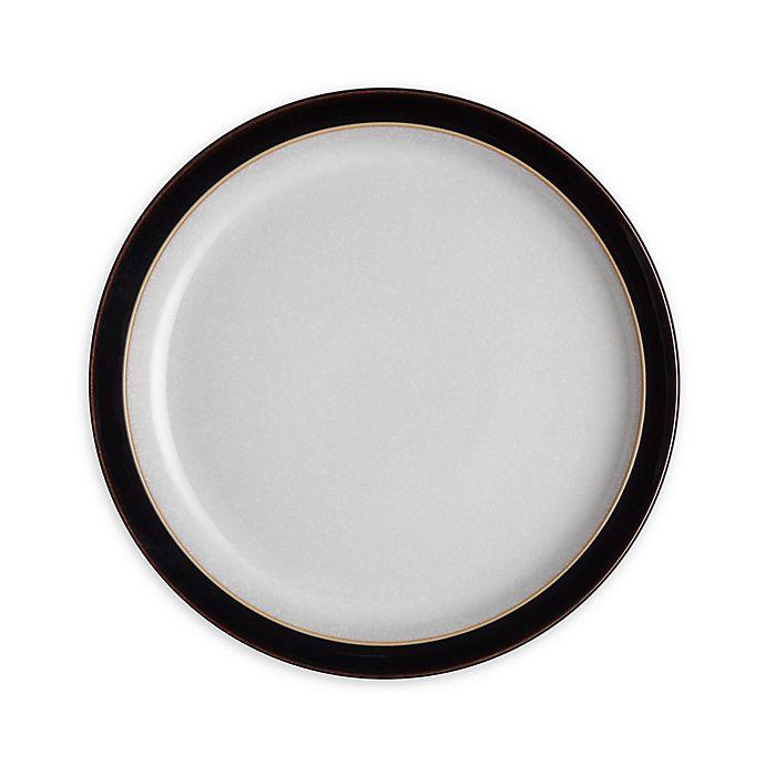 Alternate image 1 for Denby Elements Dinner Plate in Black