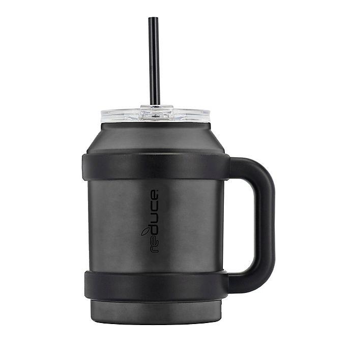 Alternate image 1 for Reduce® Cold1 50 oz. Stainless Steel Travel Mug