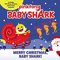 """""""Merry Christmas Baby Shark"""" by Pinkfong"""