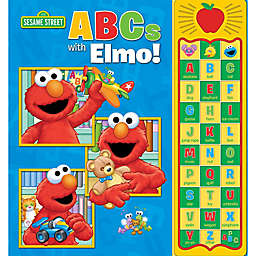 "Sesame Street® ""Apple ABCs with Elmo!"" Sound Book"