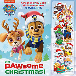 "PAW Patrol ""One Pawsome Christmas!"" Magnetic Play Book"