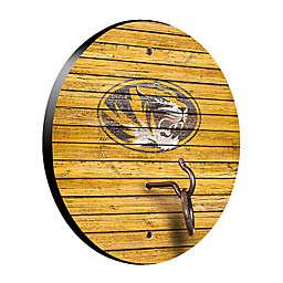 University of Missouri Weathered Hook & Ring Toss Game