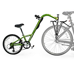 Burley® Piccolo Seven Speed Trailercycle in Green