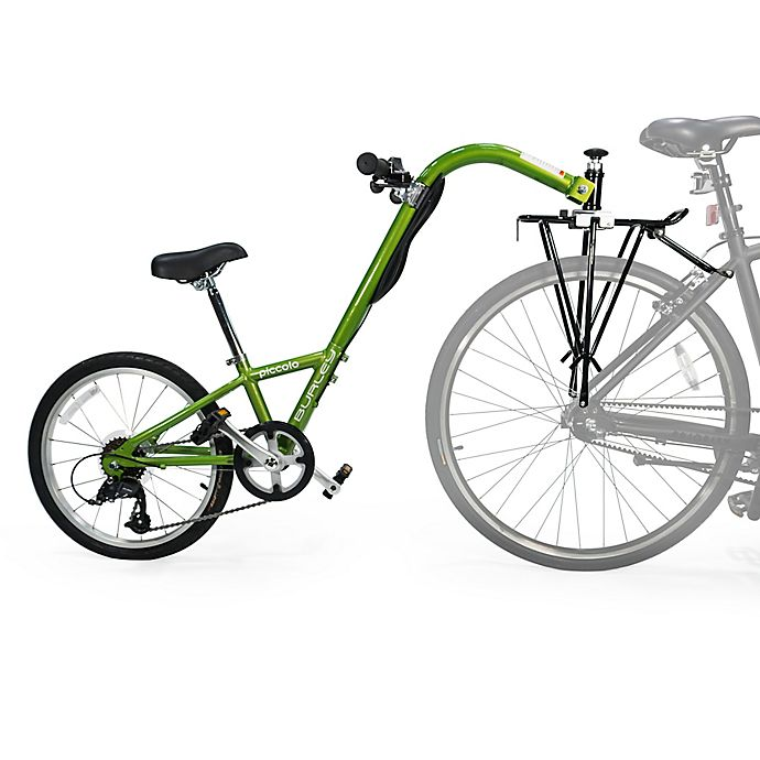 Alternate image 1 for Burley® Piccolo Seven Speed Trailercycle in Green