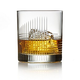 Libbey® Glass Cut Cocktails Passage Double Old Fashioned Glasses (Set of 4)