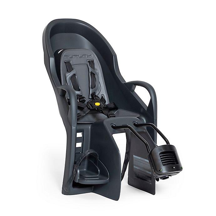 Alternate image 1 for Burley® Dash FM Child Bike Seat in Black/Grey