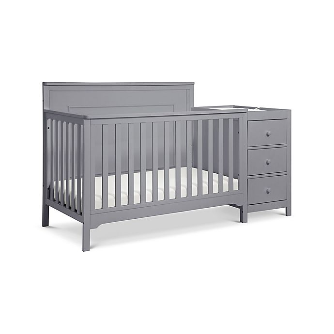 Alternate image 1 for carter's® by Davinci Dakota 4-in-1 Crib and Changer Combo