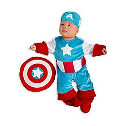 Marvel® Captain America Infant Halloween Costume