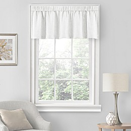 Quinn Blackout Tailored Window Valance
