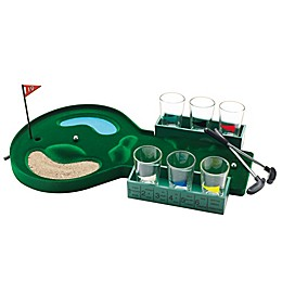 Home Essentials & Beyond Golf Drinking Game