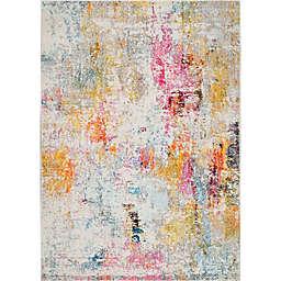 nuLOOM® Monet 5'3 x 7'7 Multicolor Area Rug