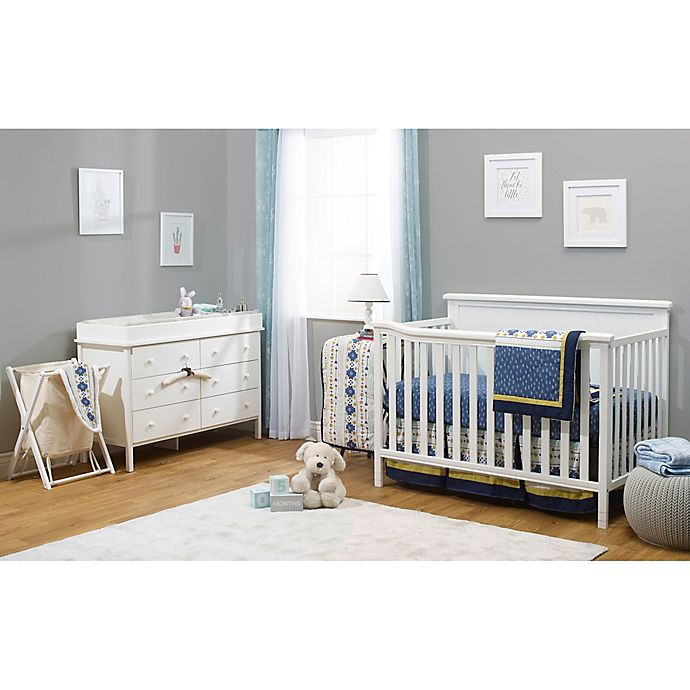 Alternate image 1 for Sorelle Berkley Elite 4-Piece Room-In-A-Box Nursery Furniture Collection