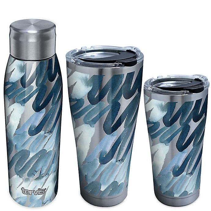 Alternate image 1 for Tervis® Yao Cheng Scribbles Stainless Steel Drinkware Collection