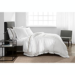 Under the Canopy® Solid 3-Piece Duvet Cover Set