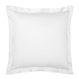 Under the Canopy® Solid European Pillow Sham
