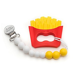 Loulou Lollipop Fries Teether with Clip