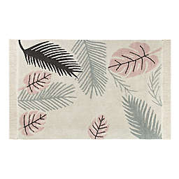 Lorena Canals® Plants Hand-Knotted Area Rug