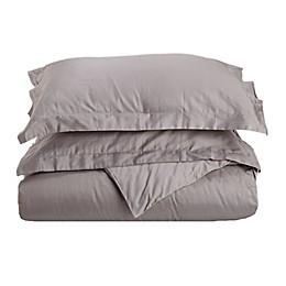 Jasper Haus Freya 3-Piece Egyptian Cotton Duvet Cover Set