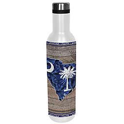 Indigo Falls State of South Carolina Water Bottle