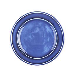 Glaze Melamine Dinner Plate in Blue