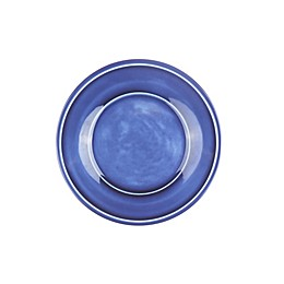 Glaze Melamine Salad Plate in Blue