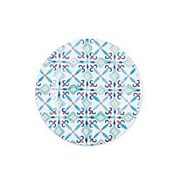 Capri Tile Melamine Salad Plate