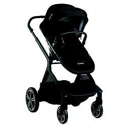 nuna DEMI™ Grow Stroller in Black Caviar