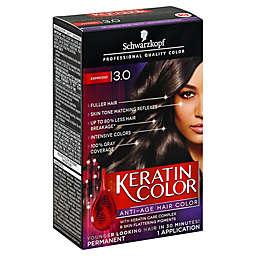 Schwarkopf Keratin Color in Espresso 3.0