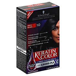 Schwarkopf Keratin Color in Onyx 1.0