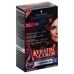 Schwarkopf Keratin Color Light in Berry Brown 5.3